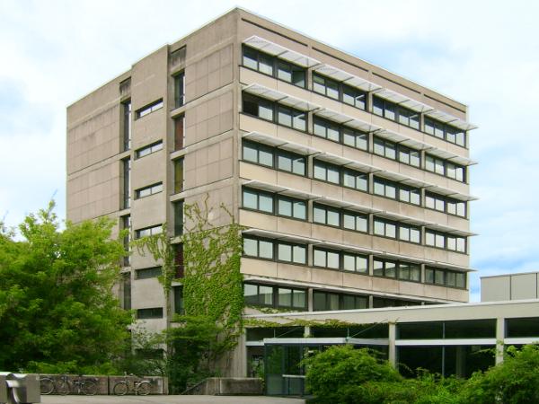 Das Philosophische Seminargebäude A